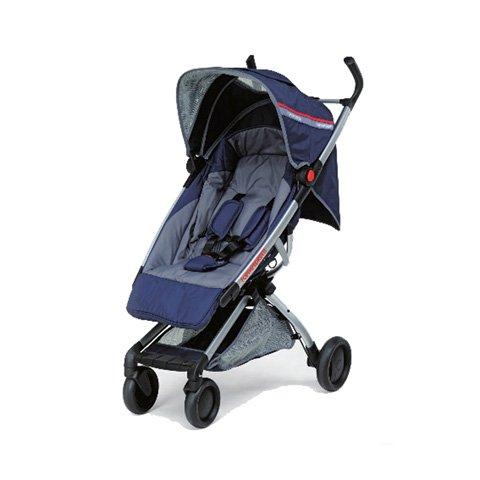 Foppapedretti Folding - Silla de paseo, color azul marino/gris