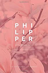 P H I L I P P E R Voller Freude Leben: A German Love God Greatly Study Journal