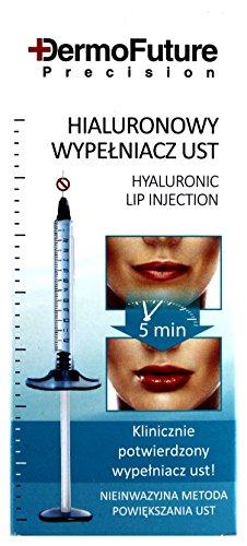 Dermofuture Precision Hialuronowy wypeĹniacz ust 12 ml