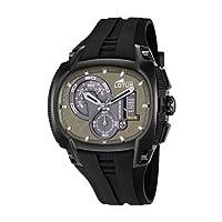 Reloj Lotus 15755/1 de cuarzo para hombre con correa de plástico, color negro de Lotus