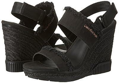 Calvin Klein Jeans - Zapatos de Punta Descubierta