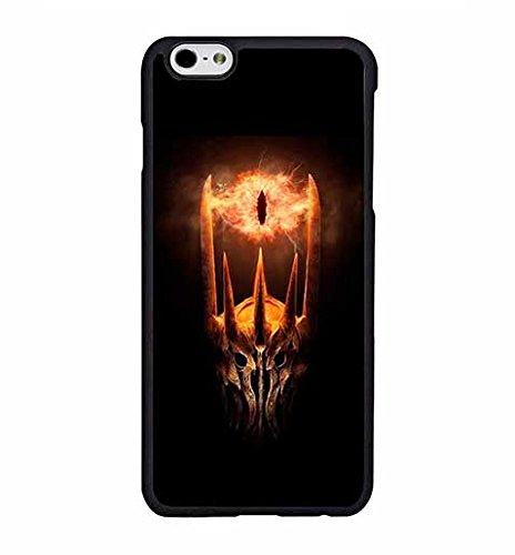 Iphone 6 Custodia, The Lord of the Rings Logo Iphone 6 6s (4.7 Pollici) Tough High Impact Solid Hard Custodia Fddom234