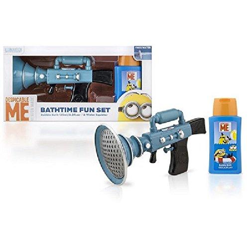 Cofanetto Gel Doccia 125ml + Pistola ad acqua Minions