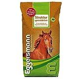 Eggersmann Pferdefutter Struktur getreidefrei, Futter für Pferde mit Stoffwechelproblemen (2 x 15kg)