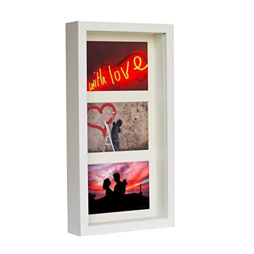 BD ART Marco 18 x 35 cm Box 3D Fotos Color