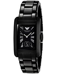 1787bfc3305b Amazon.es  reloj armani ceramica - Incluir no disponibles  Relojes