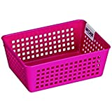 Lock&Lock Small Fashion Basket, Pink