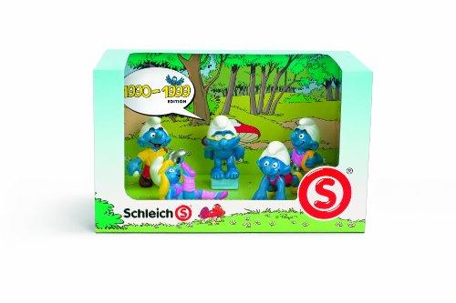 Schleich 41258 - Figura/ miniatura Pitufo Set 1990 - 1999 1