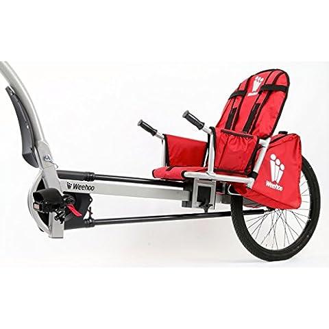 Weehoo Turbo Remorque pour vélo