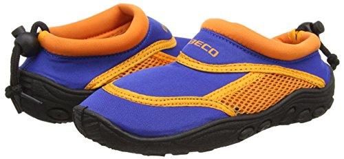 Beco Banho De Sapato Azul Navegar Laranja Crianças 7awSd7