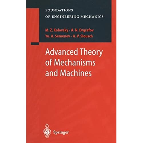 Advanced Theory of Mechanisms and Machines