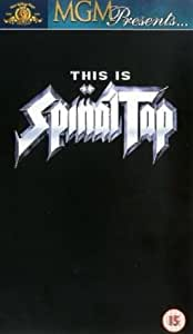 This Is Spinal Tap [VHS]