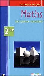 Maths 2e : Les repères essentiels