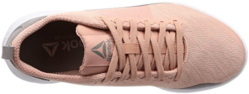 Reebok Astroride Walk CN0857 Adulte (Homme Ou Femme) Chaussures de Sport CHALK PINK/POWDER/WHI