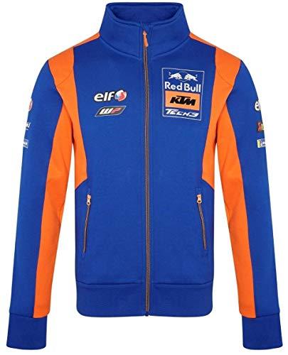 MotoGP Tech3 Team Zip Hoodie Track Top, Größe: XL Zip-hoodie-top