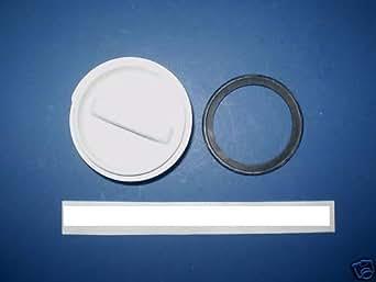 ZANUSSI WASHING MACHINE Washer & Filter Cap