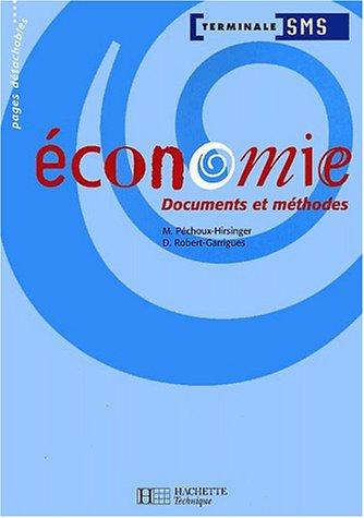 Economie, Terminale SMS par Collectif
