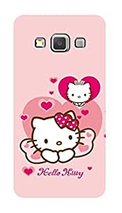 SWAG my CASE PRINTED BACK COVER FOR SAMSUNG GALAXY A5 2016 Multicolor