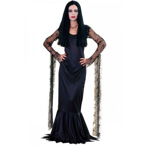 -Kostüm aus der Addams Family™ für Damen (Addams Kostüm)