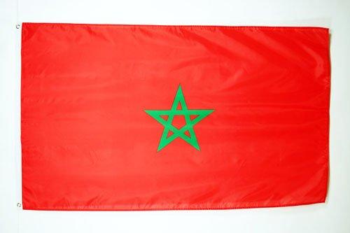 Preisvergleich Produktbild AZ FLAG Flagge von Marokko,  150 x 90 cm