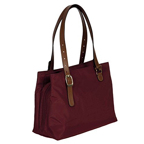 Bric's X-Bag Shopper 32 cm Rot