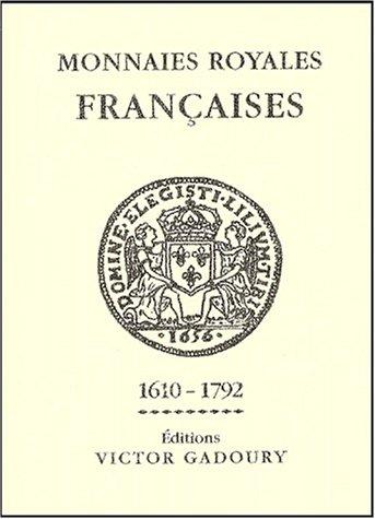Monnaies royales françaises 2001 par Collectif