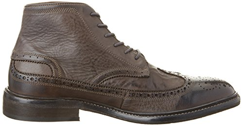 Hudson London Herren Rayden Drum Dye Grey Chukka Boots Grau (Grey)