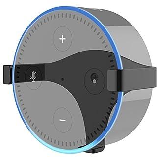 Ständer Wandhalterung für Amazon Echo Dot 2, Schwarz