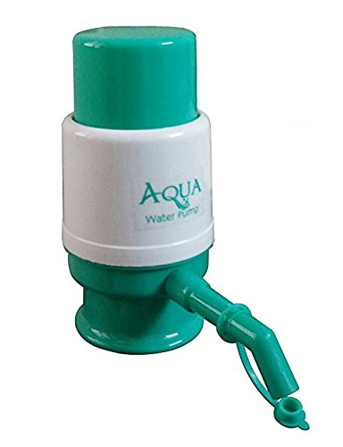 R Dabhi Manual Hand Press Barrel Water Dispenser Pump  available at amazon for Rs.169