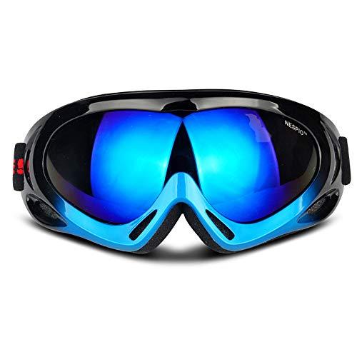 CHEYAL Sphärische Skibrille Outdoor Erwachsene Männer Und Frauen Kinder Schutzbrillen Windschutz...