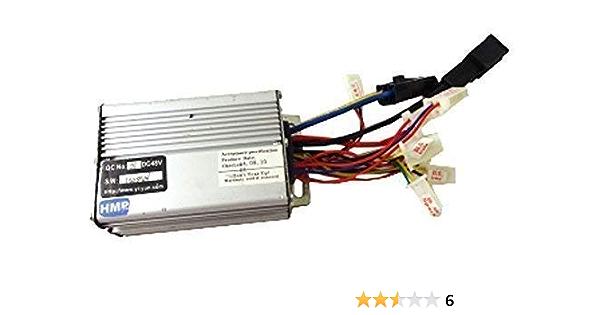 Hmparts E Scooter Elektroroller Steuergerät Controller 48 V 1000 W Z B Mach 1 Auto