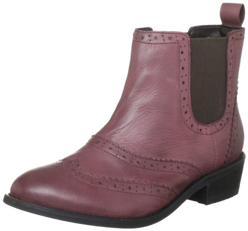 Carvela Billie 3290354109, Damen Stiefel, Rot (Burgundy), 38 EU / 5 UK