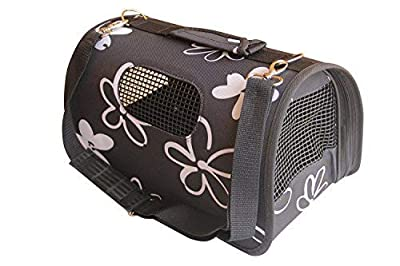 BPS (R) Carrier Carrier Bag Fabric Bag for Dog, Cat, Pets, Animals, Size M, 43.5x 25x 25cm