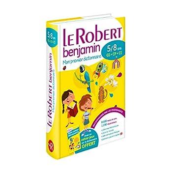 Dictionnaire Le Robert Benjamin - 5/8 ans - GS-CP-CE