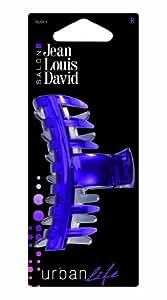 Jean-Louis David Pince Double Dents 9 cm Violet Lot de 2