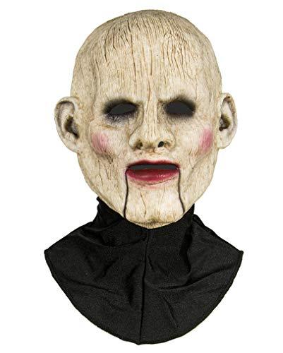 e Einer Bauchredner Puppe aus Silikon ()