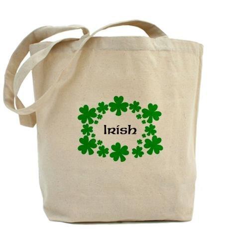 irlandes-verde-shamrocks-heavyweight-canvas-tote-bag