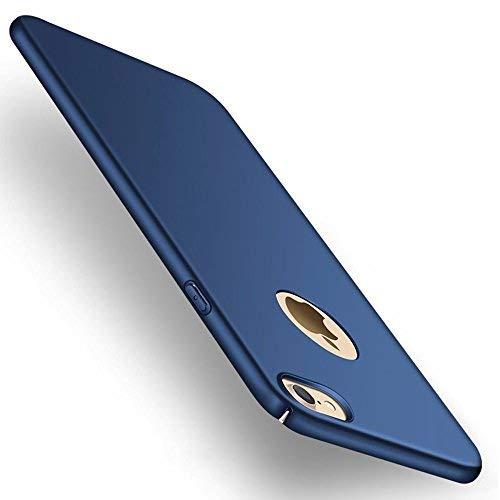 Cover iphone 6/6s, joyguard custodia iphone 6/6s [ultra sottile] [leggera] antigraffio antiscivolo case iphone 6/6s shell iphone per iphone 6/6s - 4.7pollice - blu scuro …