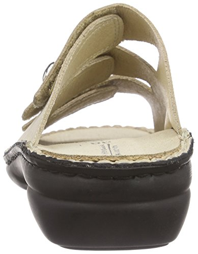 Hans Herrmann Collection Hhc, Mules Femme Beige (cappuccino 35)