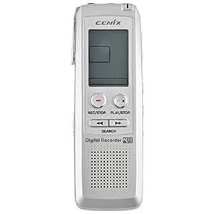 Cenix VR-P2340NEW Digital Voice Recorder with 4GB Memory