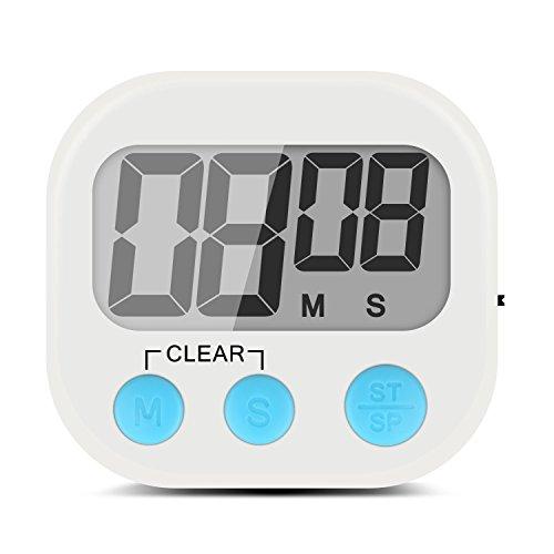 Temporizador digital y cronómetro
