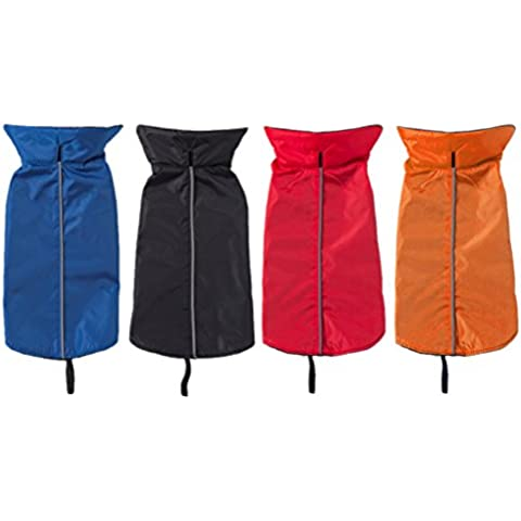 Vollter Waterproof Jacket Coat maglia del cane Impermeabile riflettenti Pile vestiti del cane