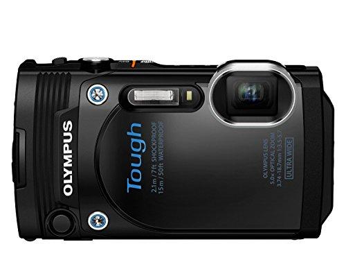 Olympus TG-860 Fotocamera digitale, nero