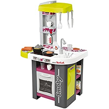 smoby 311001 tefal - studio bbq kitchen: amazon.co.uk: toys & games - Smoby Bon Appetit Küche