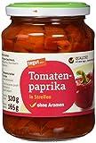 tegut... Tomatenpaprika in Streifen, 165 g