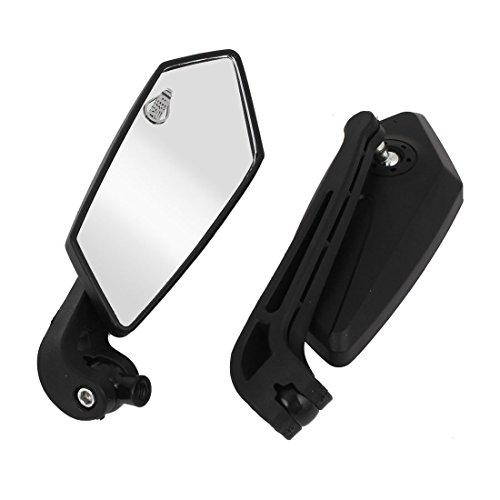Soccik Universal Motorrad Rückfahrkamera Spiegel Lenkerendenspiegel Einfache Installation Motorrad Lenkerspiegel Rueckspiegel