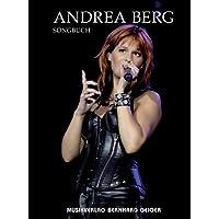 Andrea Berg Songbuch (Songbuch, Songbook, Notenbuch) für Gesang, Klavier, Gitarre usw.