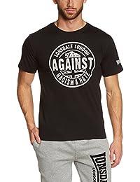 Lonsdale Herren Langarmshirt T-Shirt Trägerhemd Against Racism