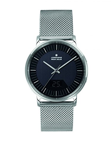 Junghans 056/4222.44 Milano Mega Solar Gents Watch