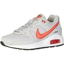 nike air max 90 w scarpe leopardato bianco argento